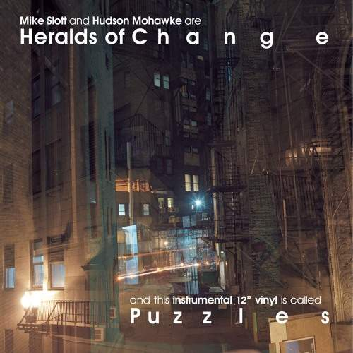 Puzzles EP by Heralds of Change