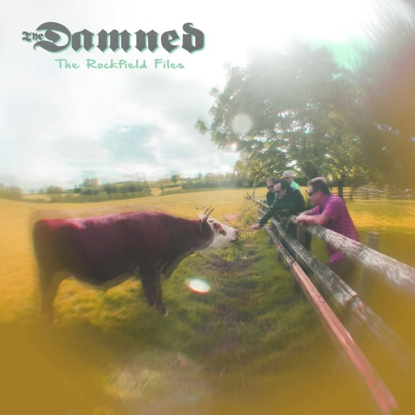The Rockfield Files by The Damned