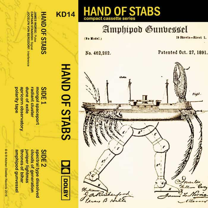 Amphipod Gunvessel by Hand of Stabs
