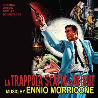 La Trapolla Scatta A Beirut by Ennio Morricone