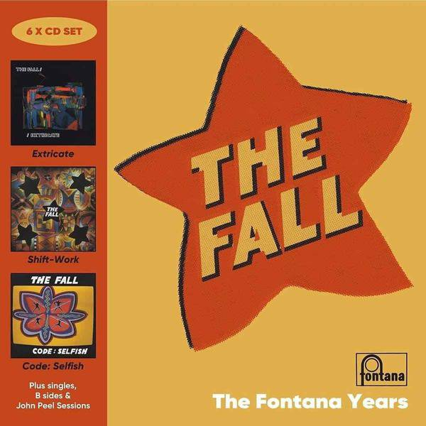 The Fontana Years by The Fall