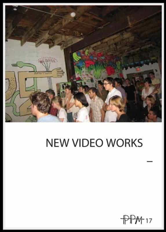 New Video Works by Various