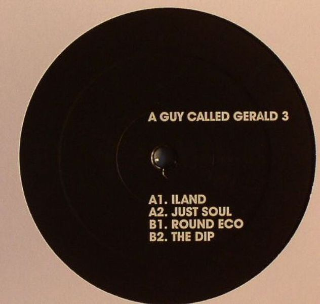 "Tronic Jazz The Berlin Sessions 12"" Vol 3 by A Guy Called Gerald"