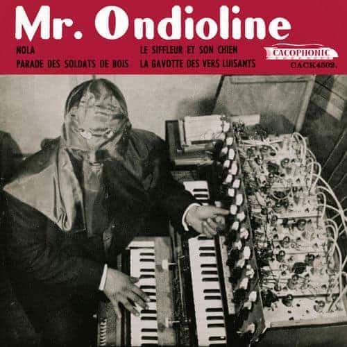 Mr. Ondioline by Mr. Ondioline