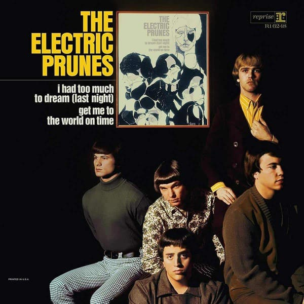 The Electric Prunes by The Electric Prunes