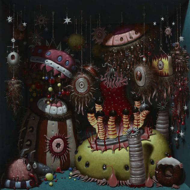 Monsters Exist by Orbital