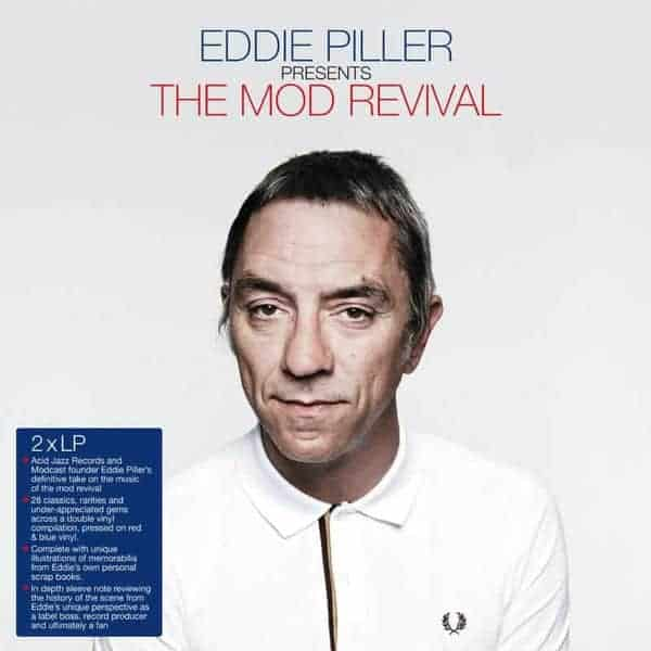 Eddie Piller presents The Mod Revival by Various