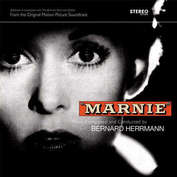 Marnie - From The Original Motion Picture Soundtrack by Bernard Herrmann