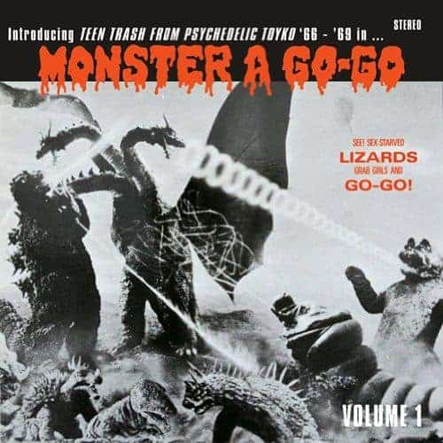 Monster A Go-Go: Volume 1 by Various