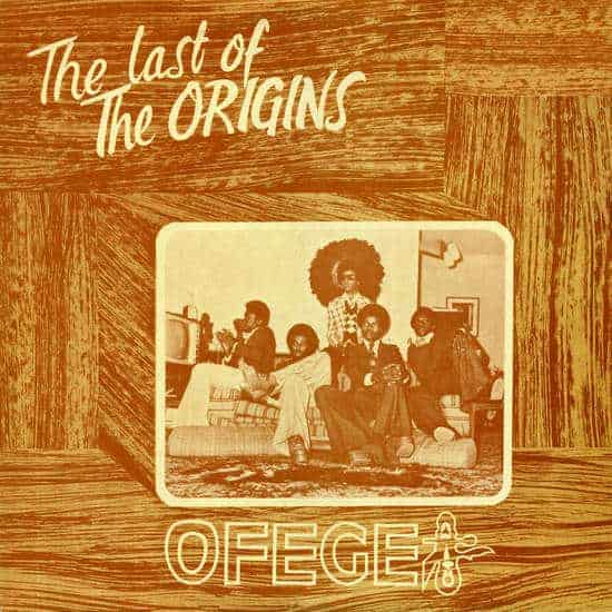 The Last Of The Origins by Ofege