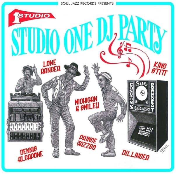Studio One DJ Party by Various