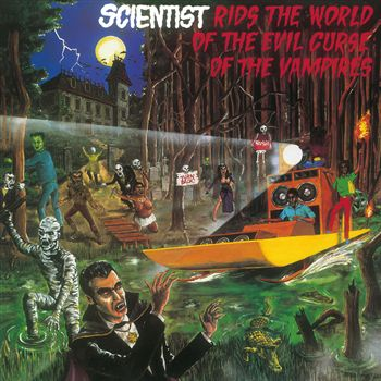 Rids The World Of The Evil Curse Of The Vampires by Scientist