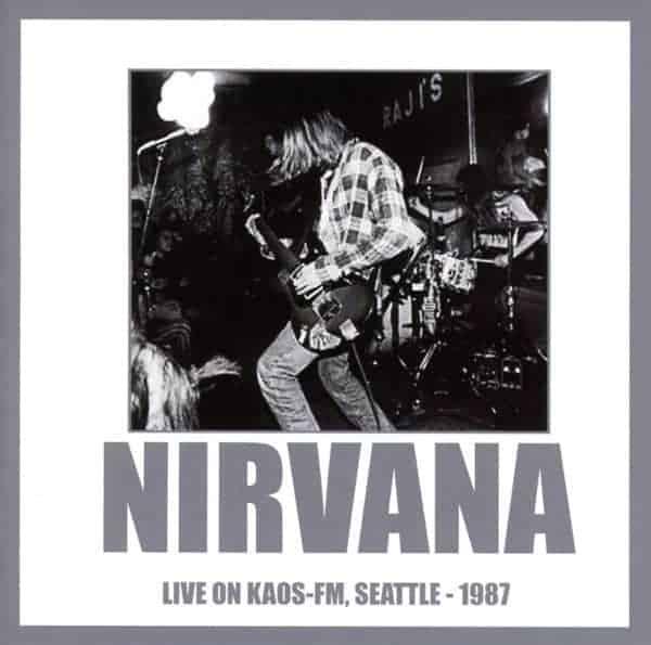 Live On KAOS-FM, Seattle - 1987 by Nirvana