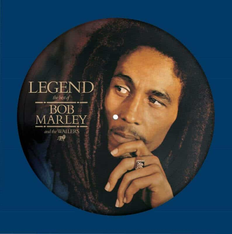 Legend ( Picture Disc) by Bob Marley & The Wailers