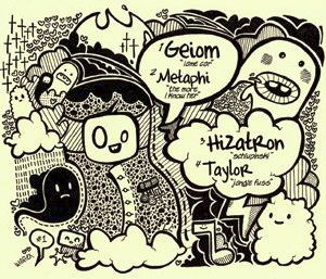 Wiglfex EP1 by Geiom, Various