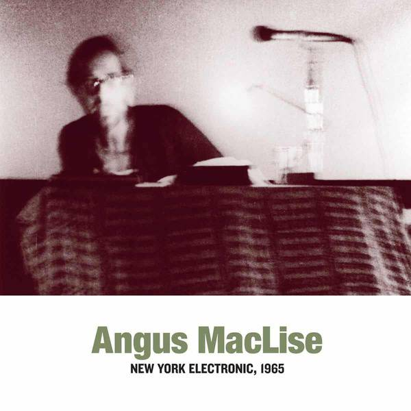 New York Electronic, 1965 by Angus Maclise