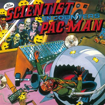 Encounters Pac-Man At Channel One by Scientist