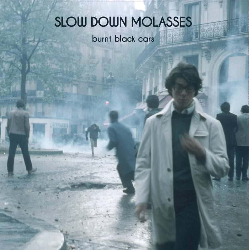 Burnt Black Cars by Slow Down Molasses