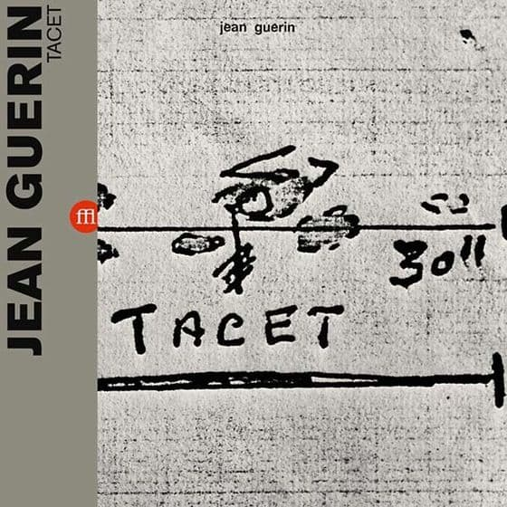 Tacet by Jean Guerin