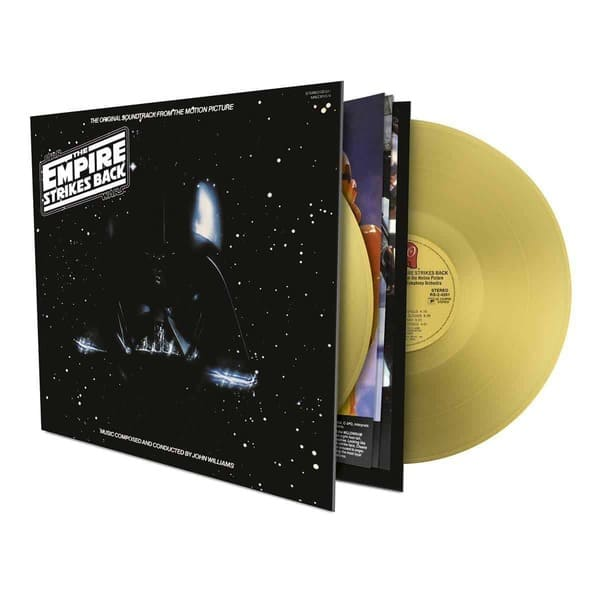 Star Wars: Episode V - The Empire Strikes Back by John Williams