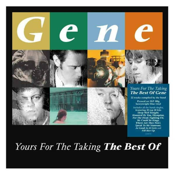 Yours For The Taking - The Best Of Gene by Gene