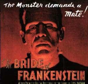 Bride of Frankenstein by Franz Waxman / The Westminster Philharmonic Orchestra