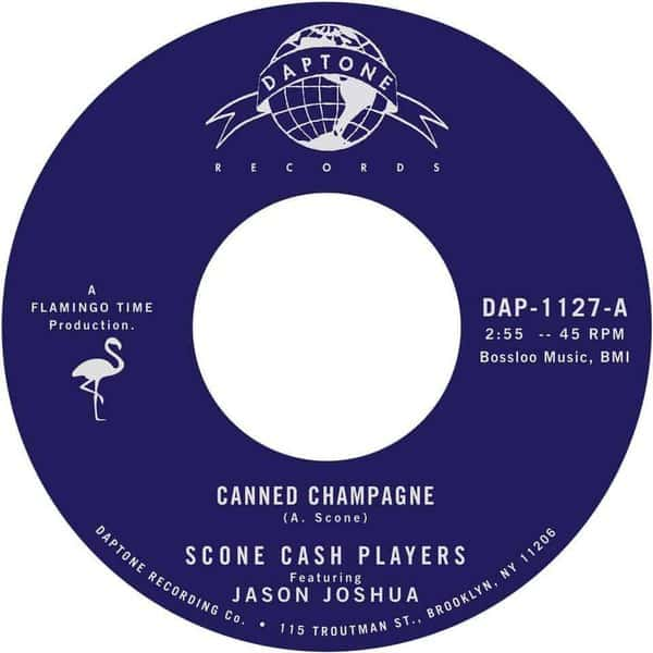 Canned Champagne / Instrumental by Scone Cash Players