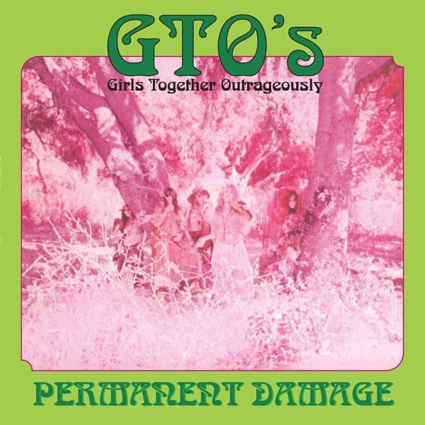 Permanent Damage by GTO's