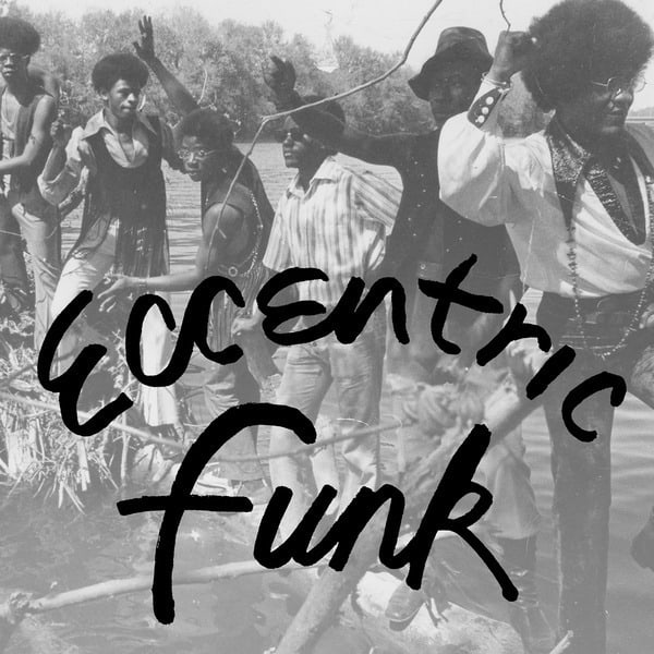 Eccentric Funk by Various