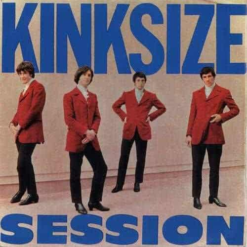 Kinksize Sessions by The Kinks