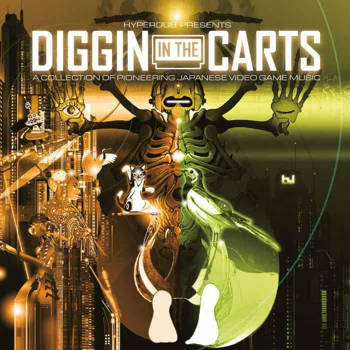 Various - Diggin In The Carts : A Collection Of Pioneering Japanese Video Game Music