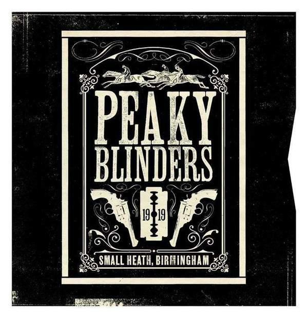 Peaky Blinders: Original Soundtrack (Series 1-5) by Various