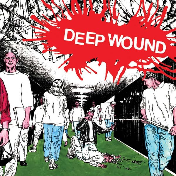 Deep Wound [J Mascis/Lou Barlow/Dinosaur JR] by Deep Wound [J Mascis/Lou Barlow/Dinosaur JR]