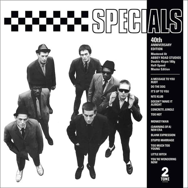 The Specials (40th Anniversary Edition) by The Specials