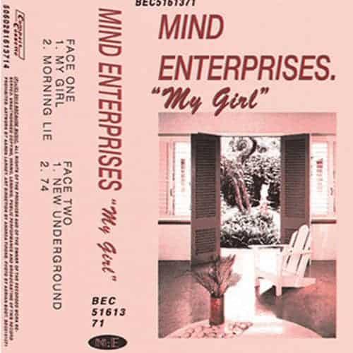 My Girl EP by Mind Enterprises