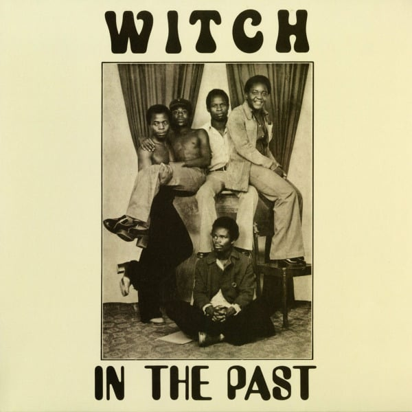 In The Past by Witch