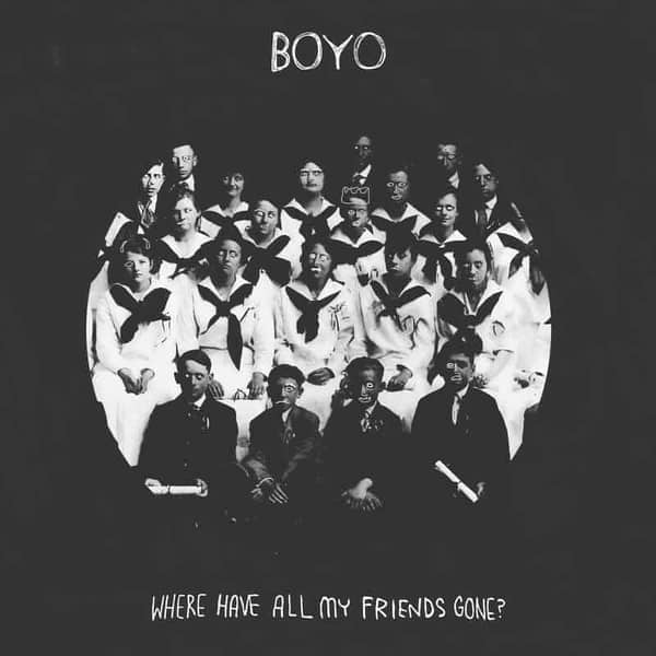 Where Have All My Friends Gone? by Boyo