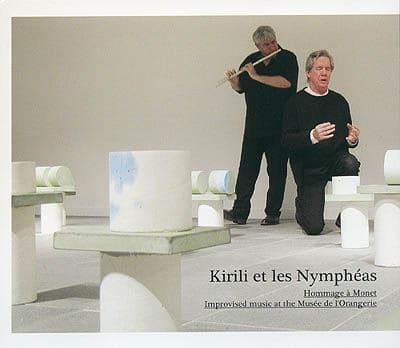 Hommage et Monet by Kirili et les Nympheas