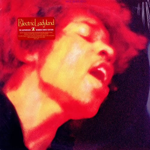 Electric Ladyland by The Jimi Hendrix Experience