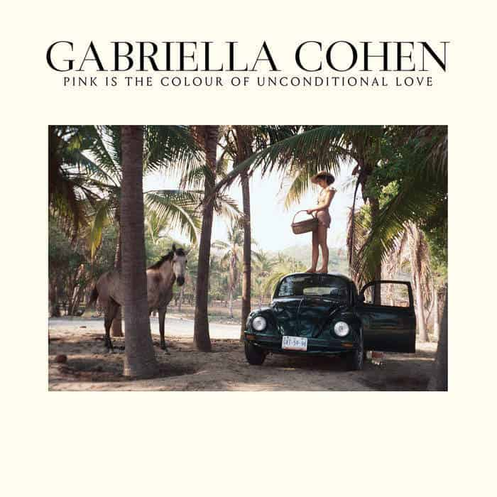 Pink Is The Colour of Unconditional Love by Gabriella Cohen