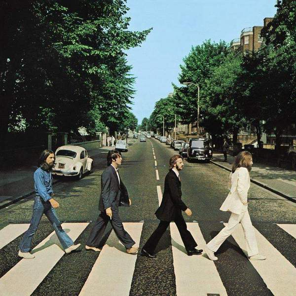 36. The Beatles - Abbey Road – 50th Anniversary Edition