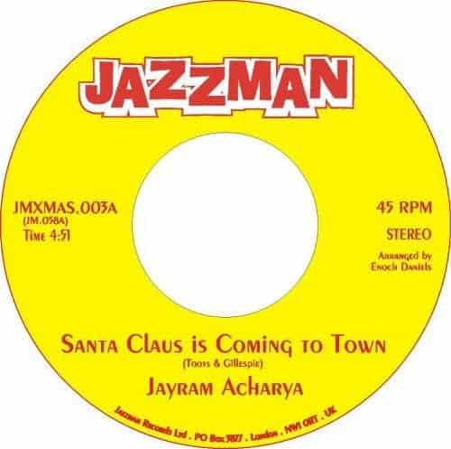 Santa Claus Is Coming To Town by Jayram Acharya