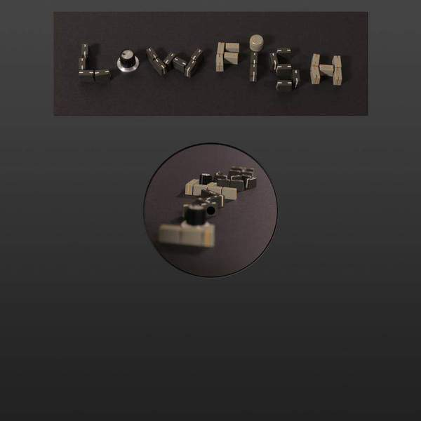 Hypersensitivity EP by Lowfish