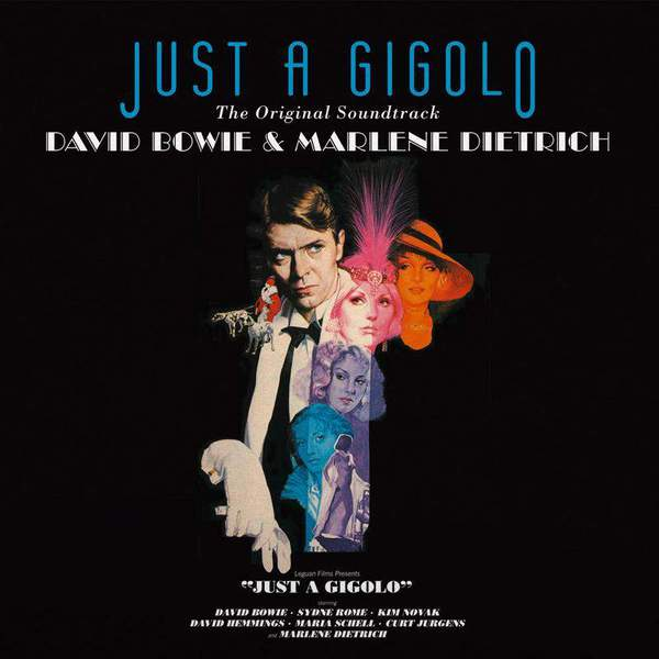 Just A Gigolo (The Original Soundtrack) by David Bowie & Marlene Dietrich