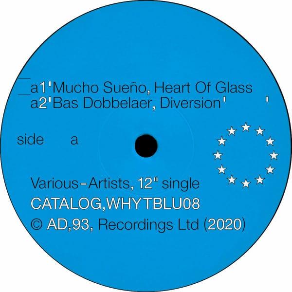 Blue 08 by Mucho Sueño / Bas Dobbelaer / Martinou / Sapphire Slows