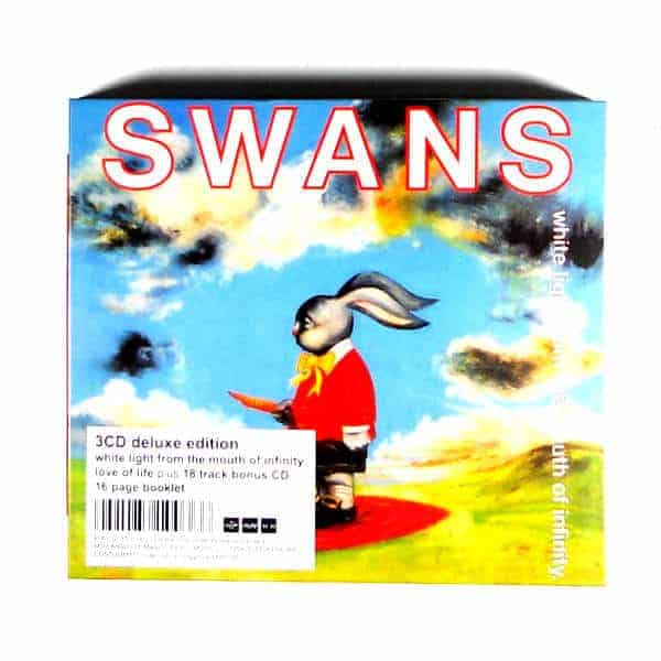 White Light from the Mouth of Infinity / Love of Life by SWANS