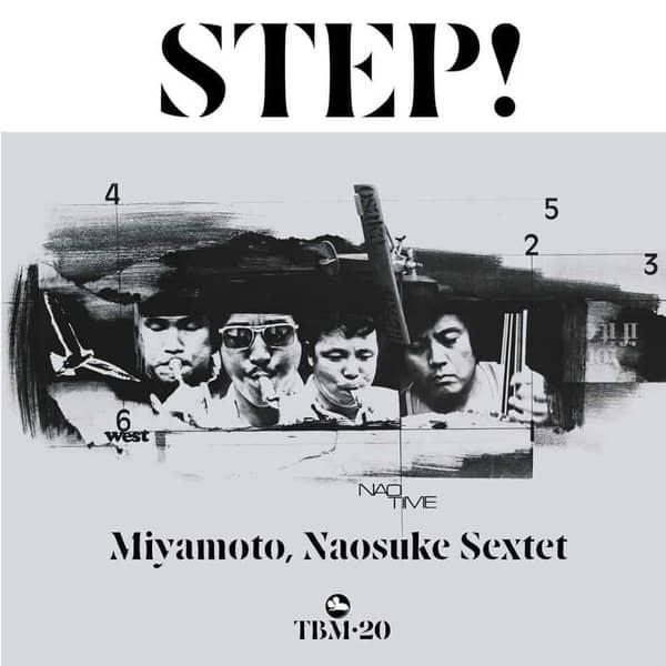 STEP! by Naosuke Miyamoto Sextet