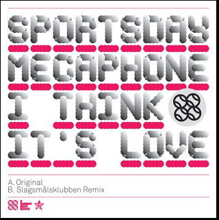 I Think It's Love by Sportsday Megaphone