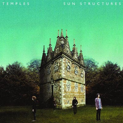 Sun Structures by Temples