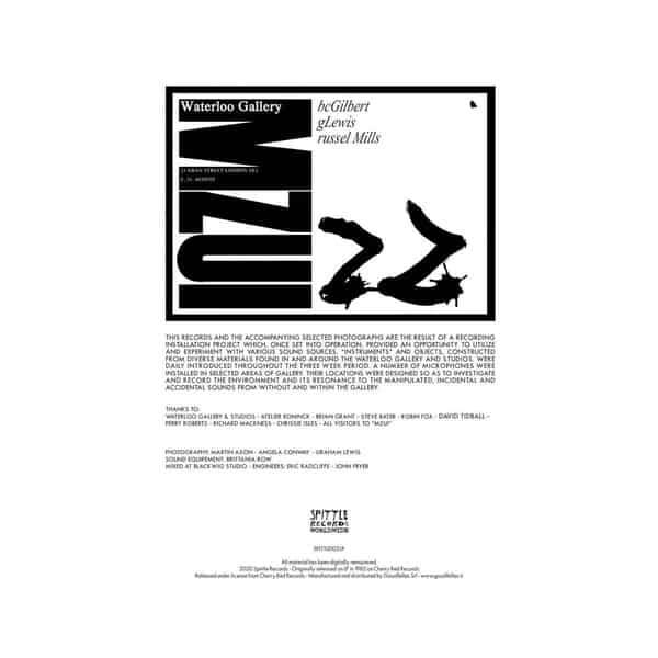 Mzui by Gilbert / Lewis / Mills